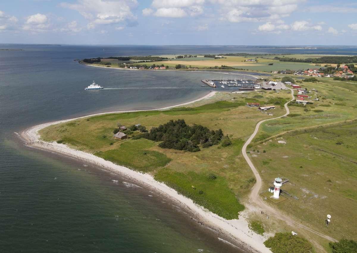 Årø - Lighthouse près de Løkke