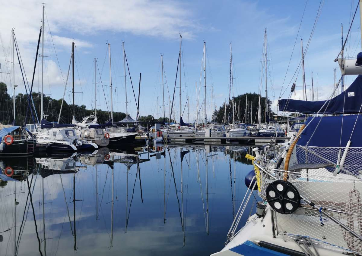 Wassersportverein Hooksiel - Marina near Wangerland