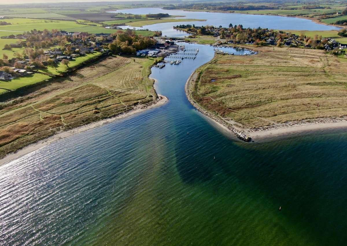 Norsminde - Hafen