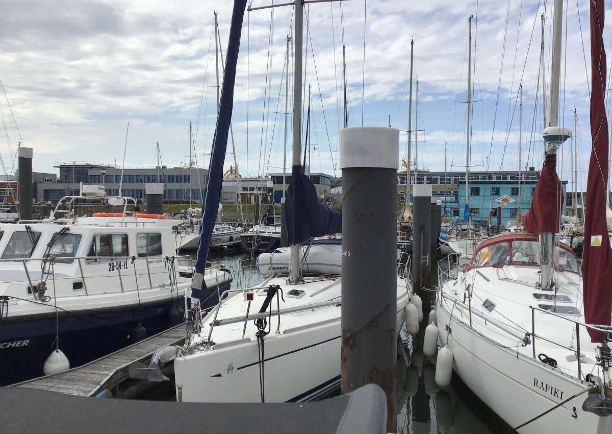 Den Helder Marine Yachtclub - Hafen bei Den Helder