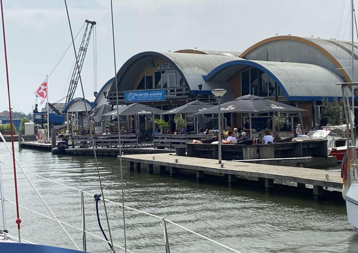 Watersportcentrum Tacozijl - Hafen bei De Fryske Marren (Lemmer)