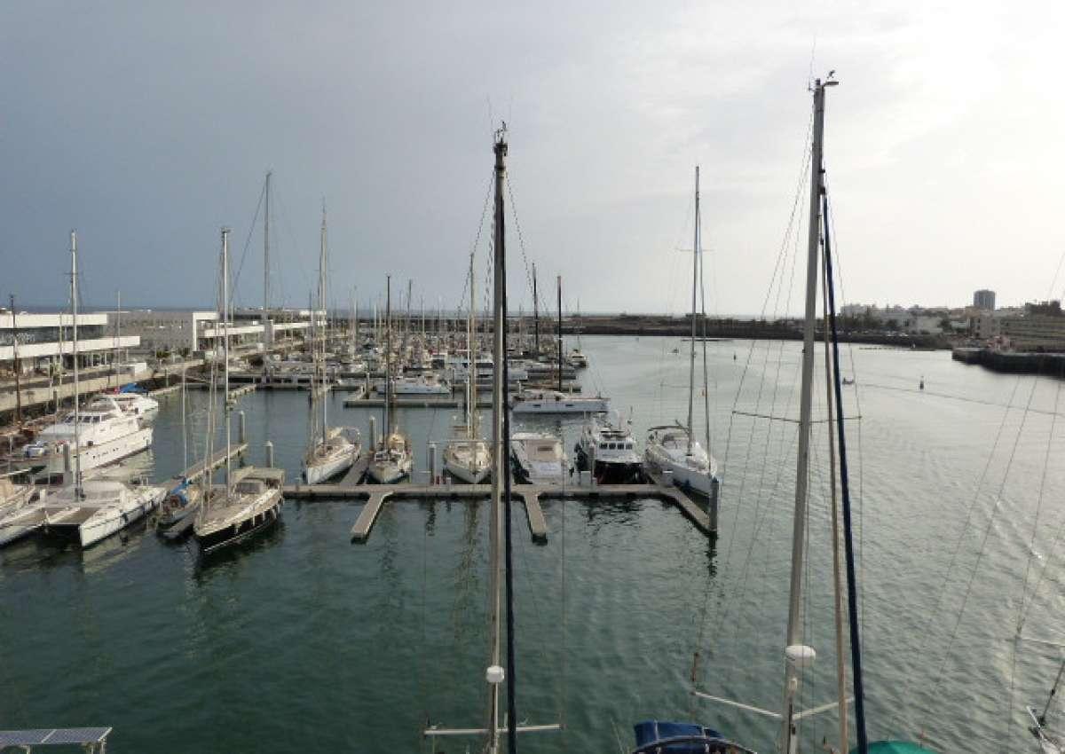 Marina Lanzarote - Hafen bei Arrecife (Puerto de Naos)