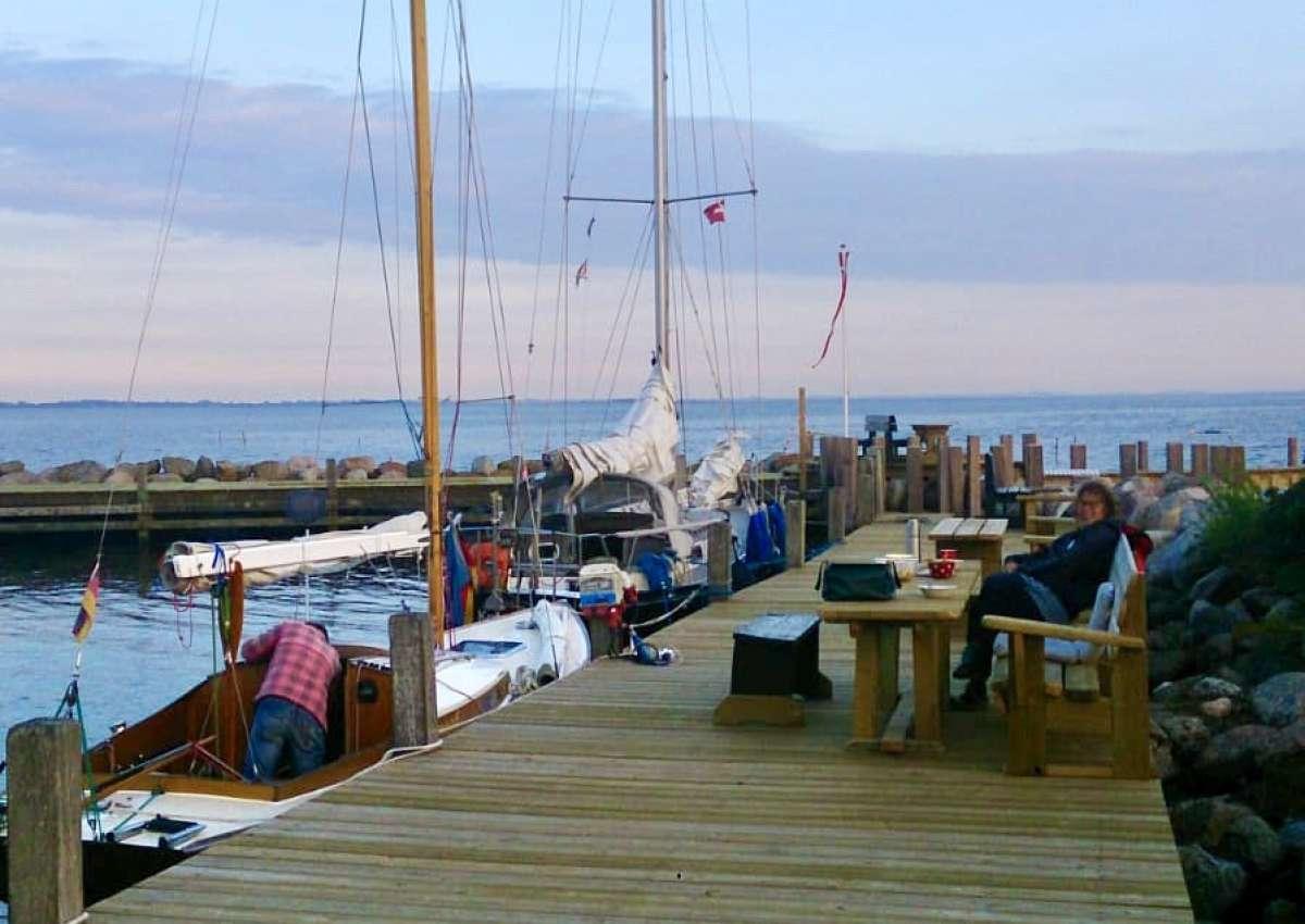 Birkholm - Hafen
