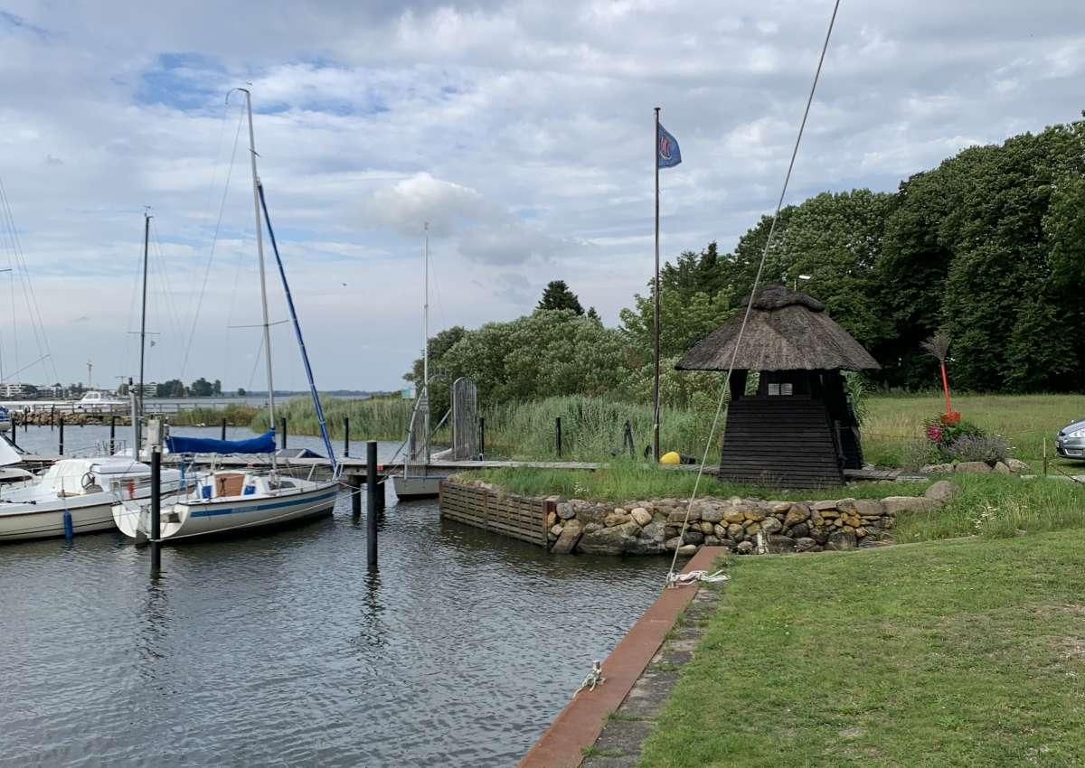 Haddeby - Marina near Busdorf