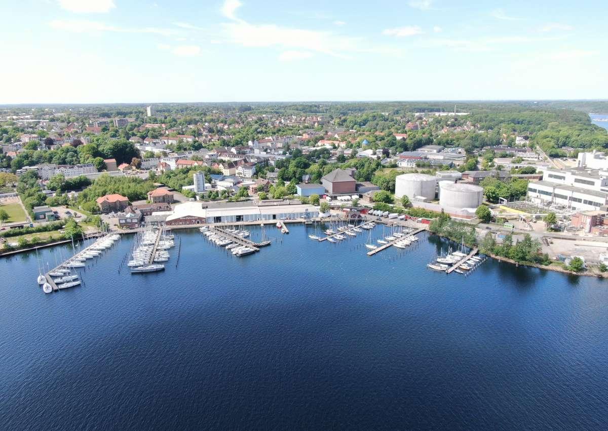 Flensburg WSG - Hafen bei Flensburg (Ostseebad)