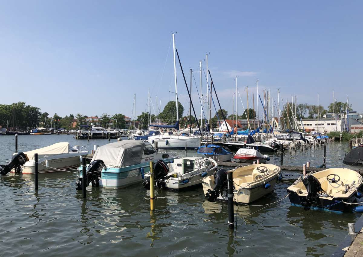 Lauterbach - Marina près de Putbus
