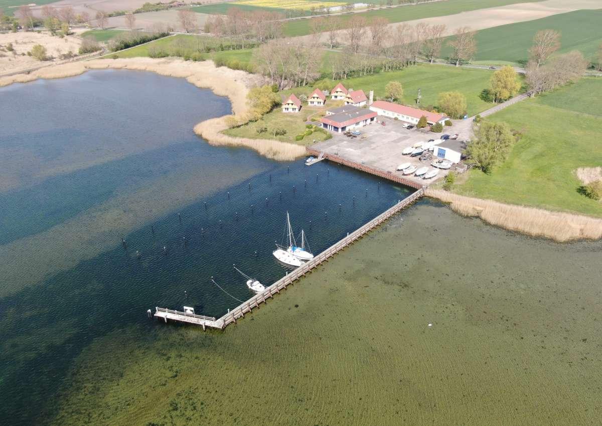 Niendorf - Hafen bei Insel Poel