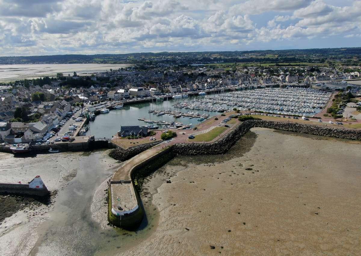 Port de Saint-Vaast la Houge - Hafen bei Saint-Vaast-La-Houge