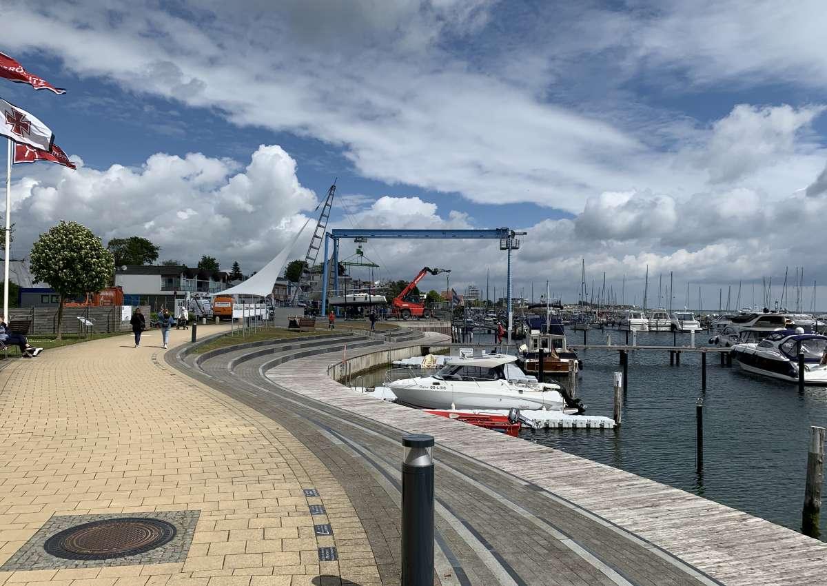 Grömitz - Hafen bei Grömitz