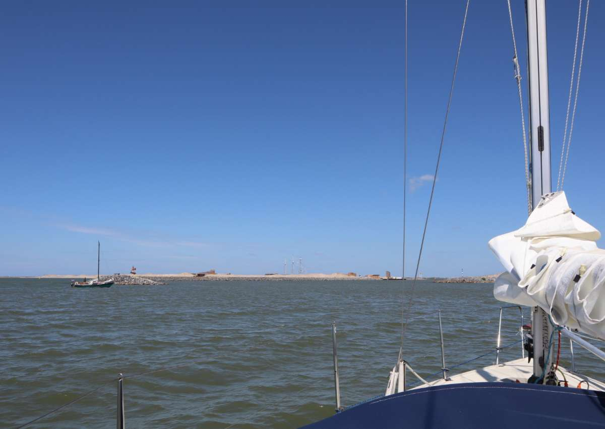 Markerwadden - Marina près de Lelystad