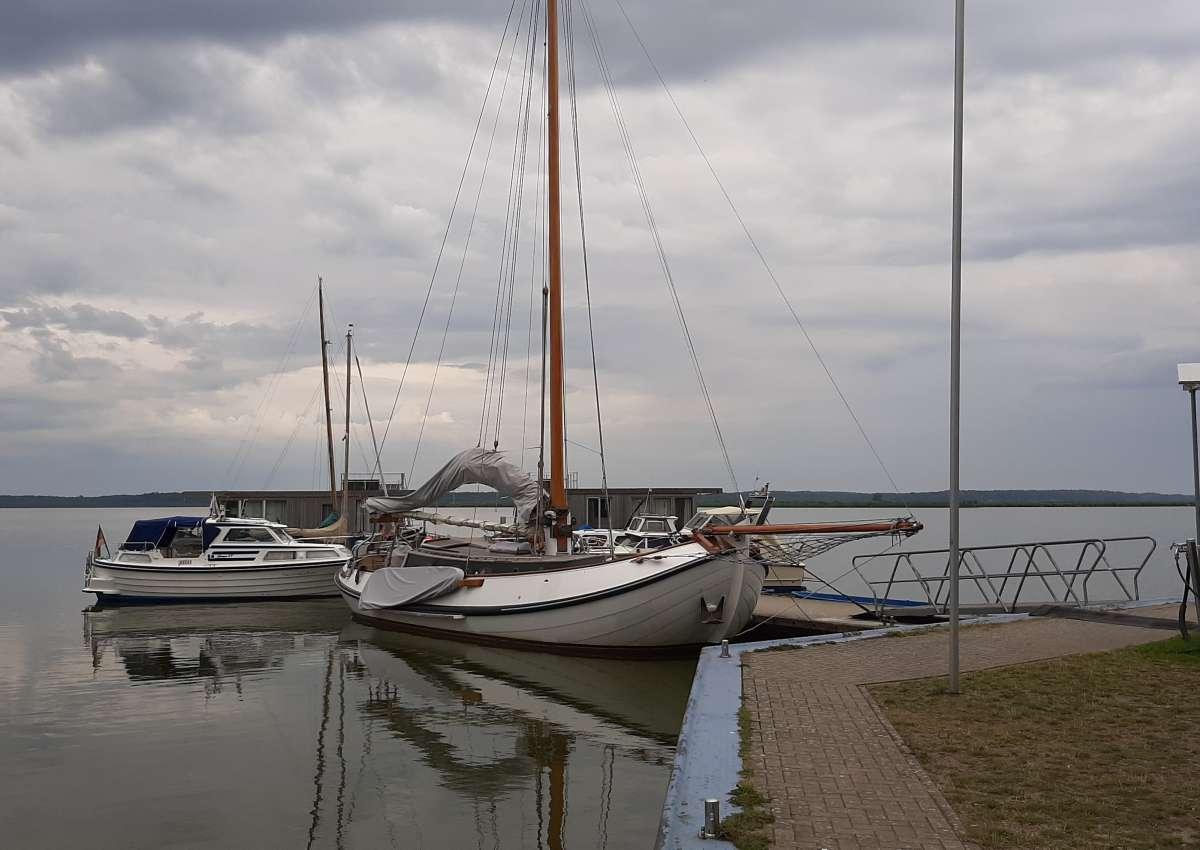 Naturhafen Rieth - Hafen bei Luckow