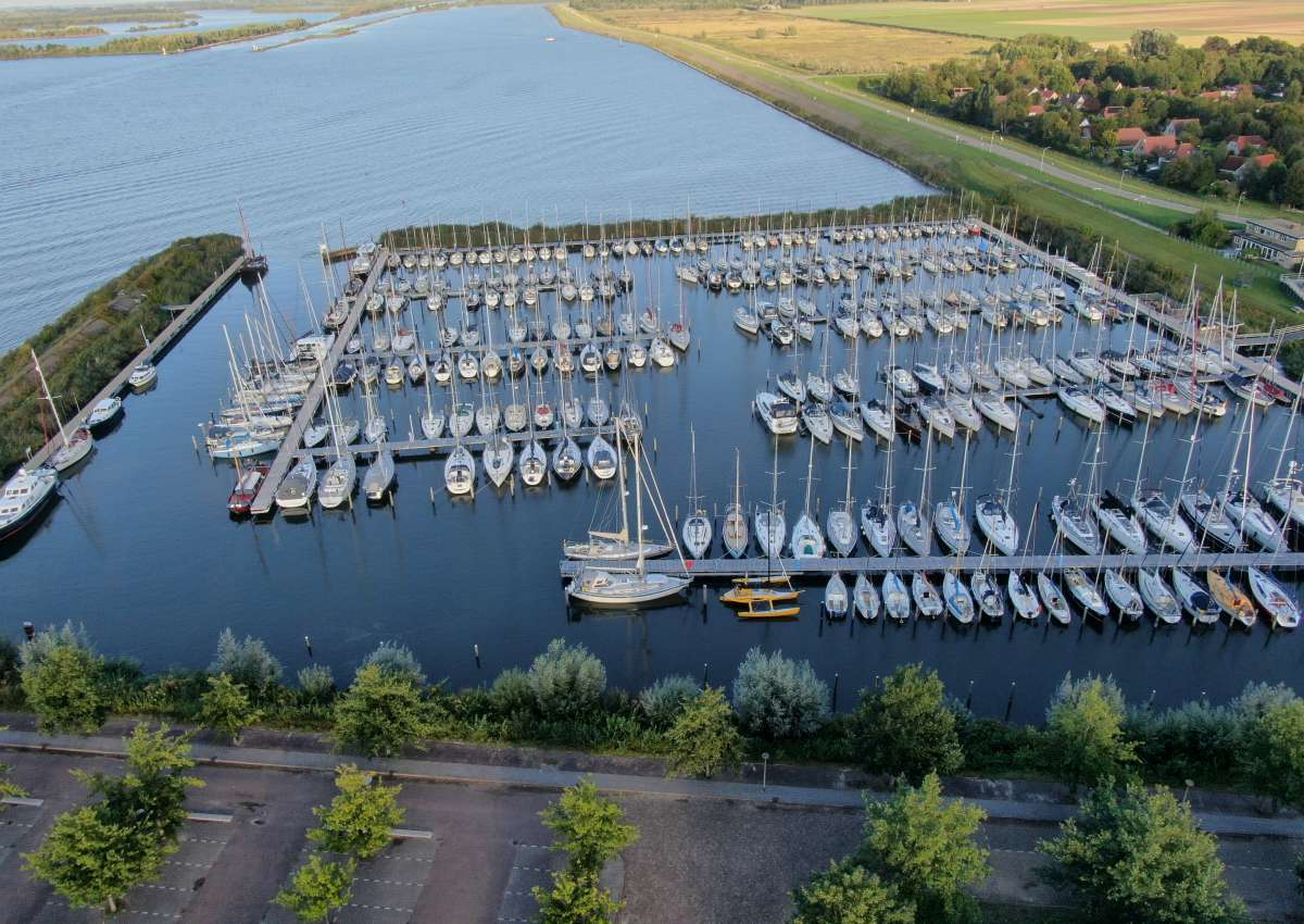 Ketel One Harbour - Marina near Dronten