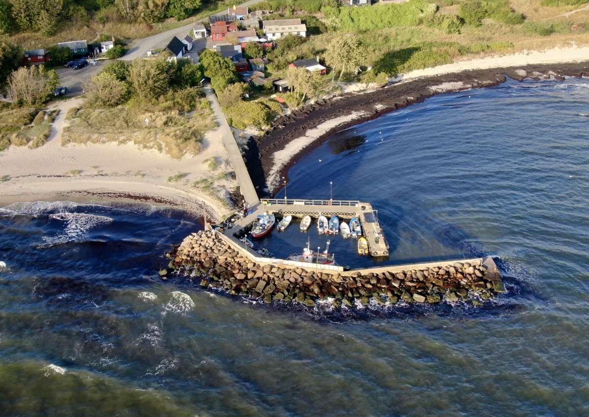 Bakkerne Badehavn - Hafen