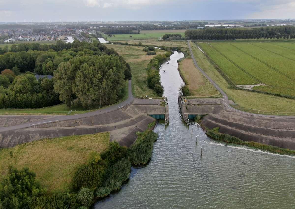"Watersportvereniging ""Oude Tonge"" - Hafen bei Goeree-Overflakkee (Oude-Tonge)"