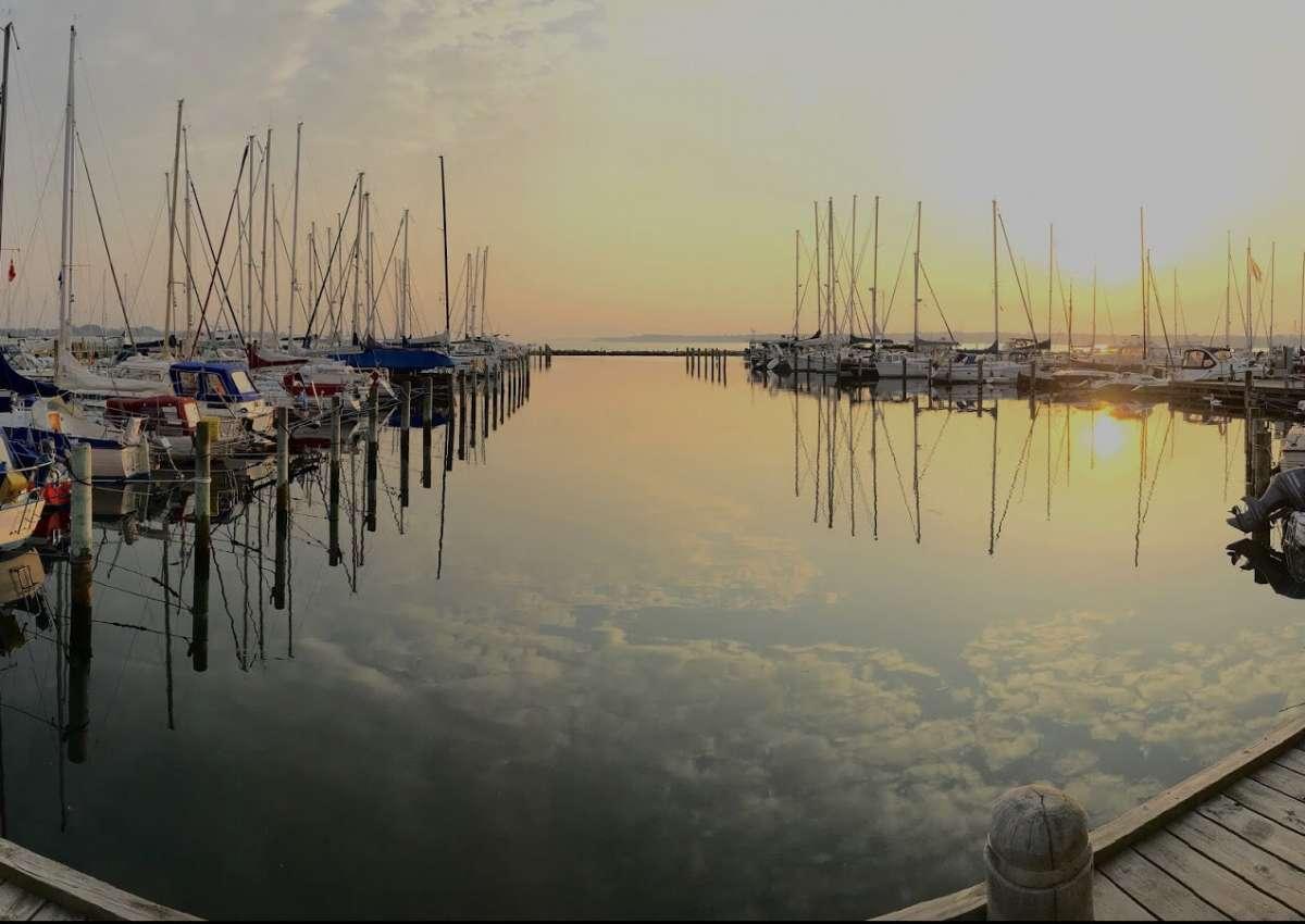 Marina Minde - Hafen bei Egernsund