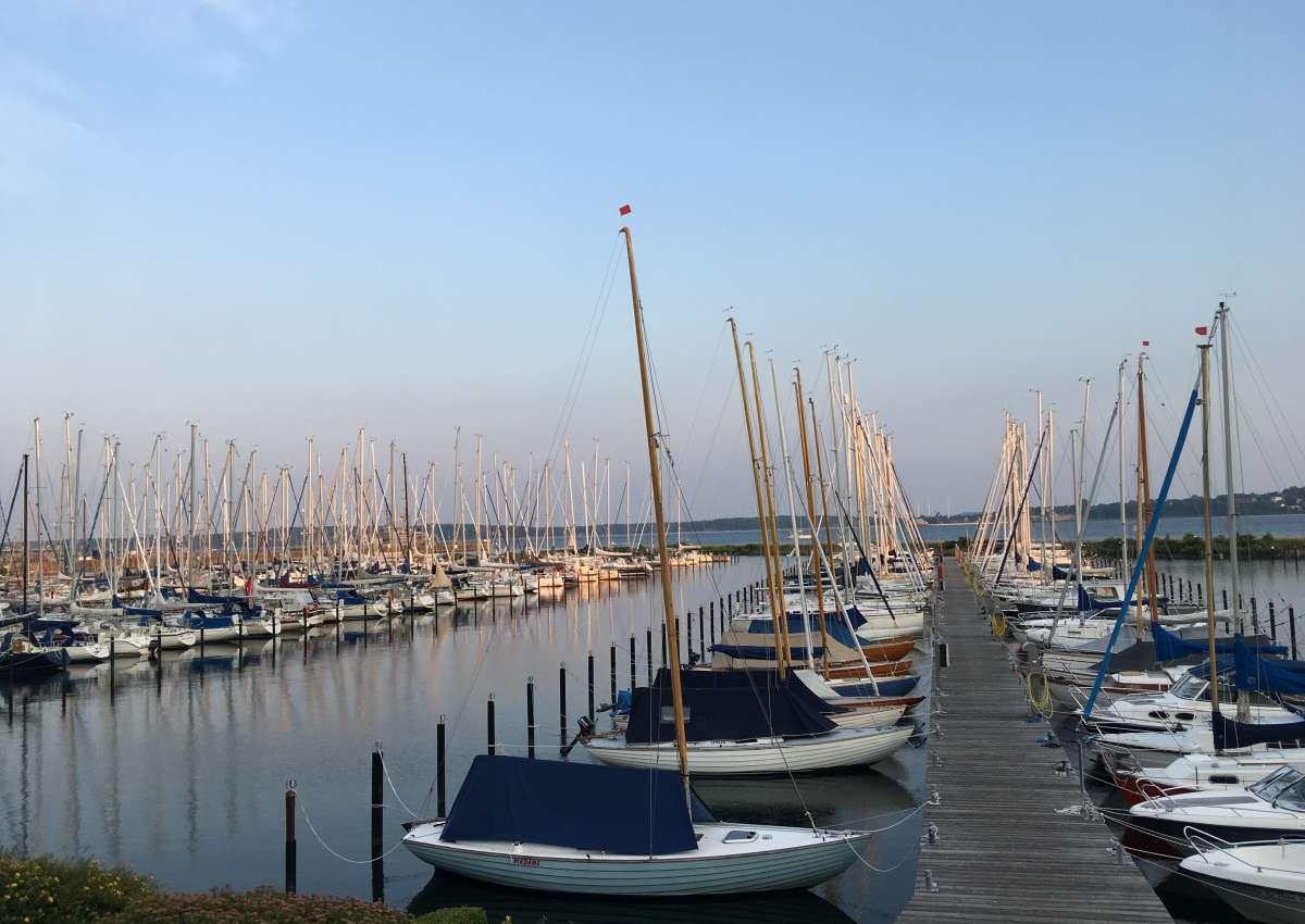 Eckernförde Yachthafen SCE - Hafen bei Eckernförde (Borby)