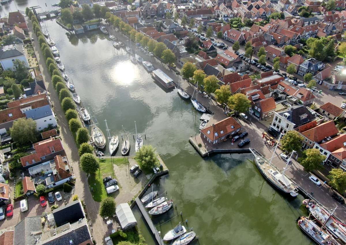 Oosterhaven, Middenhaven Medemblik - Marina near Medemblik