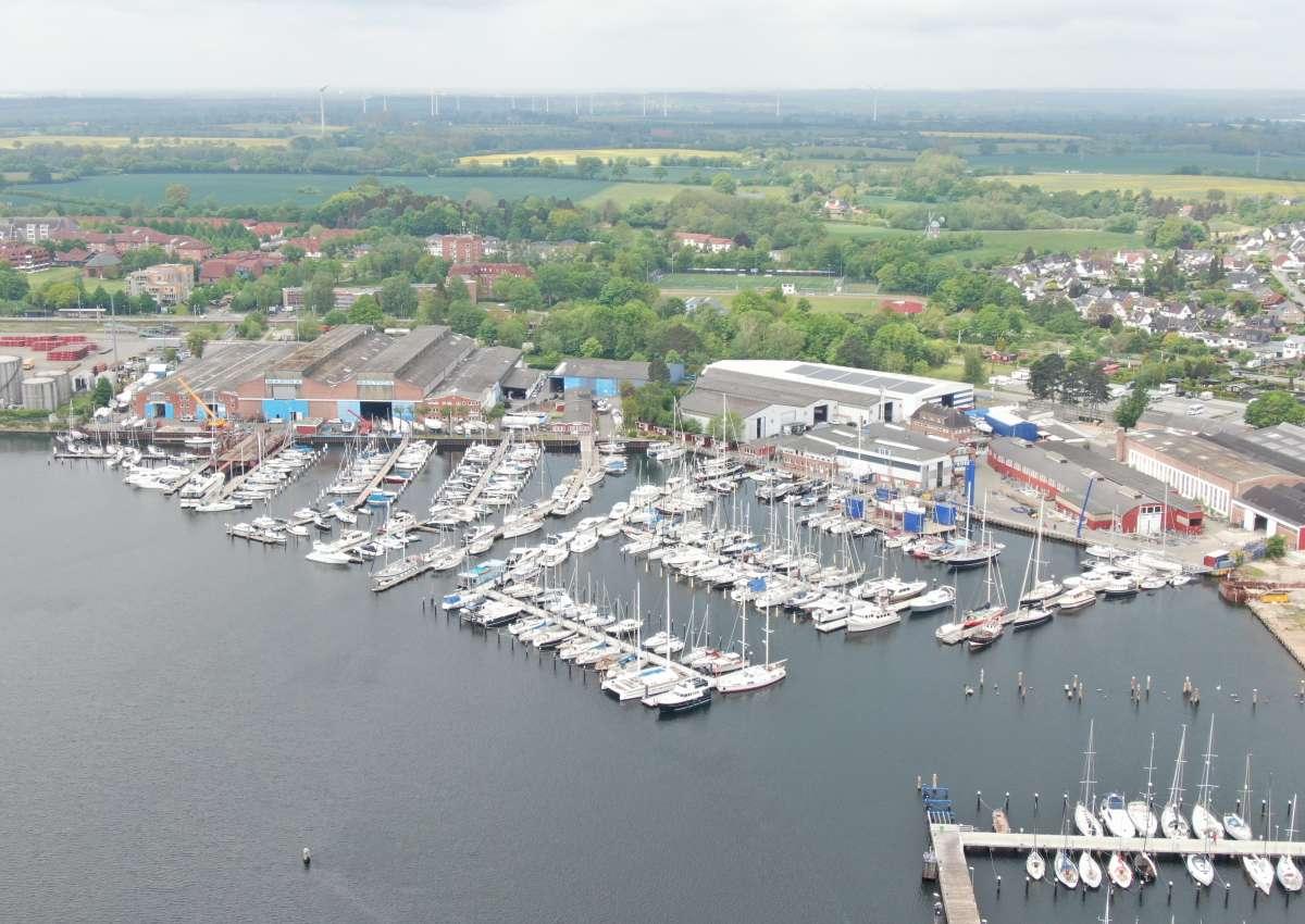 Marina Baltica - Hafen bei Lübeck (Alt-Travemünde / Rönnau)