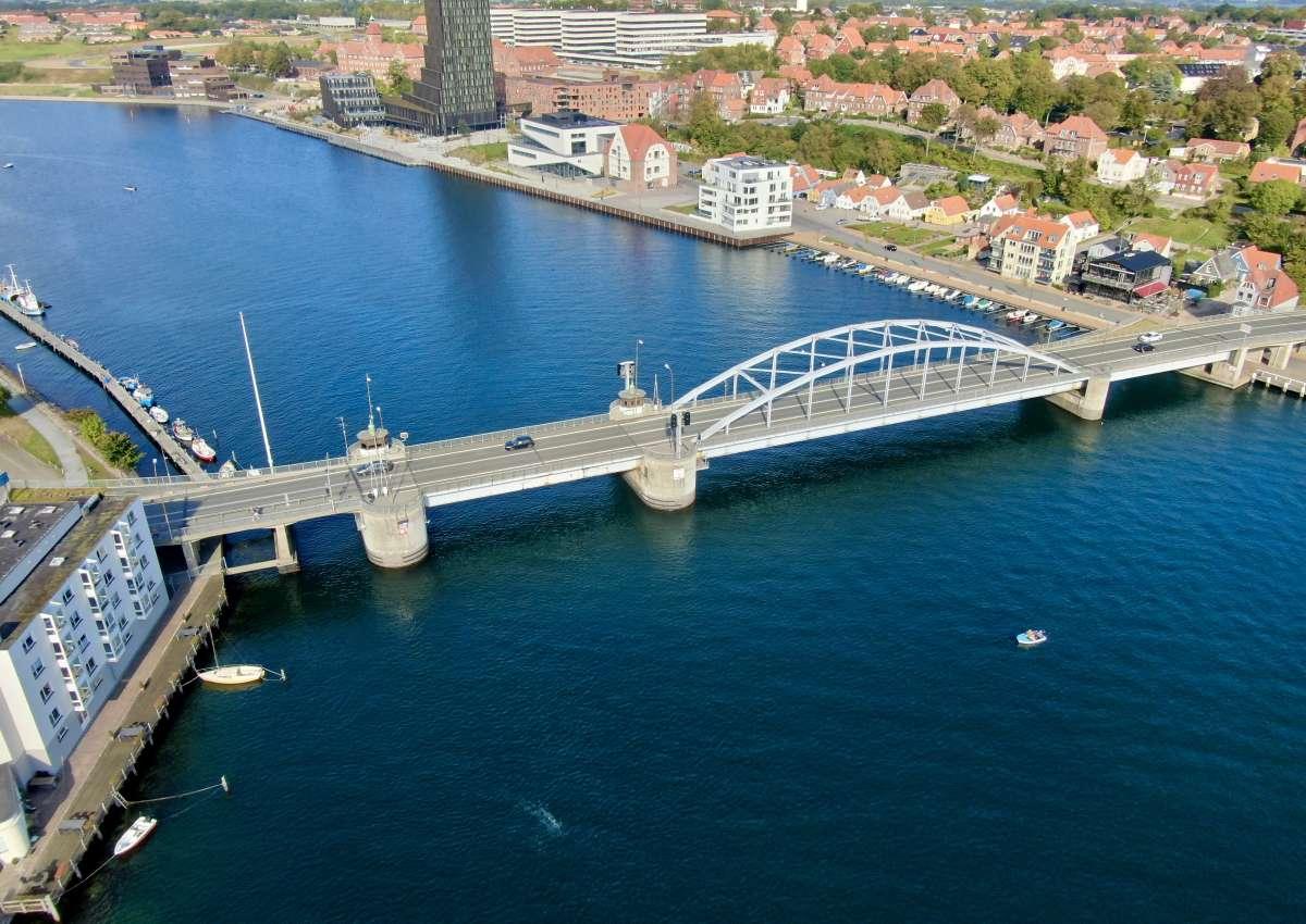 Brückensignale Sonderborg - Navinfo près de Sønderborg
