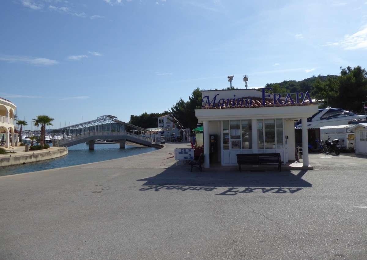 Marina Frapa - Rogoznica - Marina près de Rogoznica