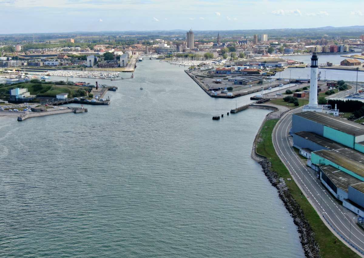 Yacht Club de la Mer du Nord - Marina près de Dunkerque