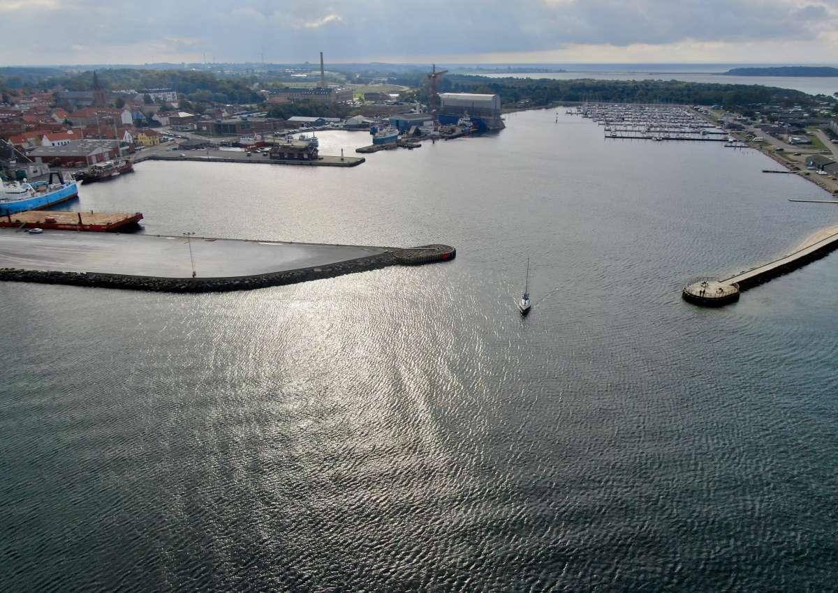Assens - Marina près de Assens