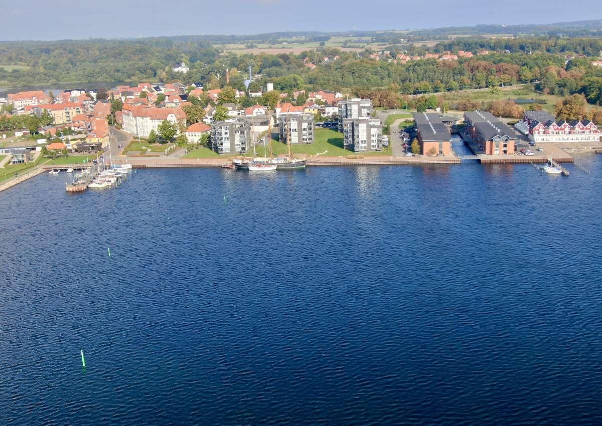 Egernsund- Gråsten - Marina près de Gråsten