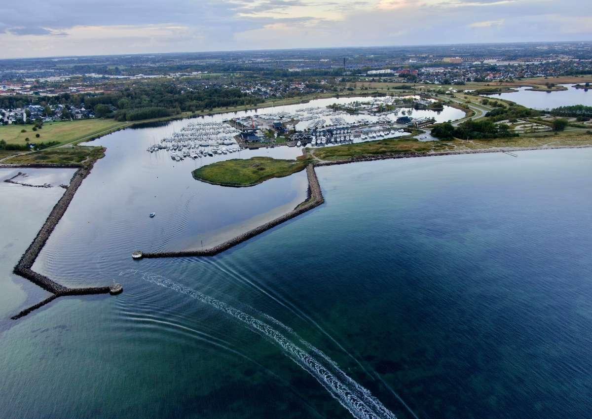 Greve-Marina/Mågen - Hafen