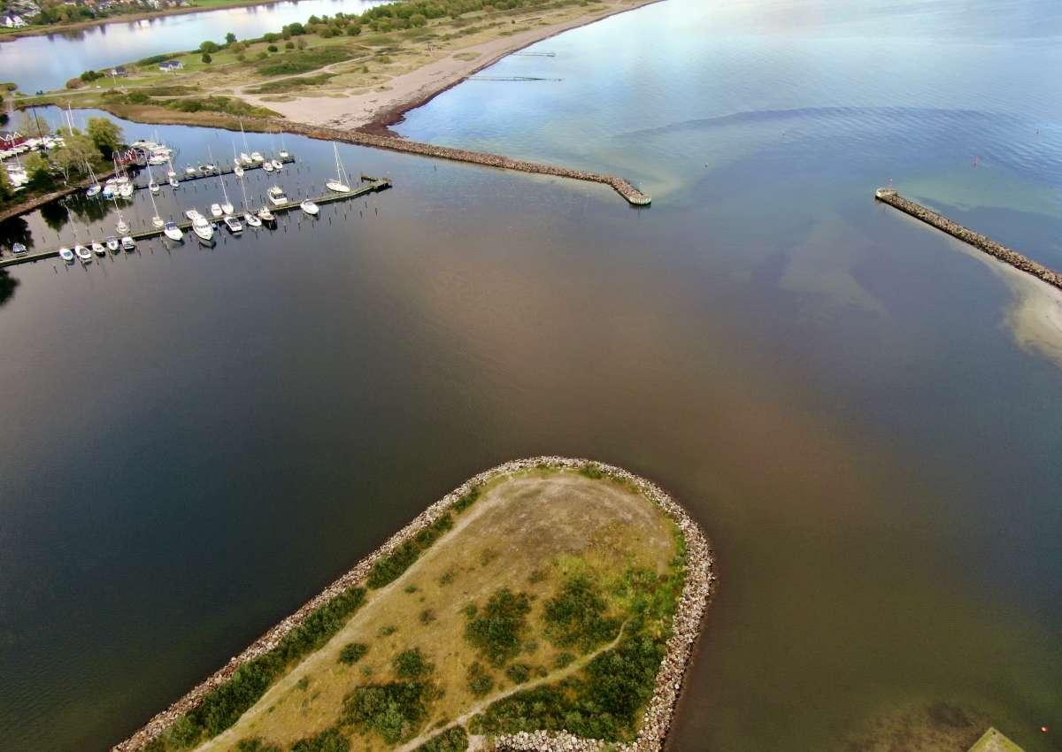 Ishøj Yachthafen - Hafen