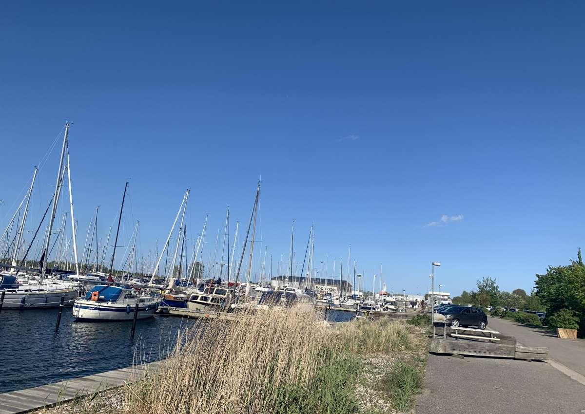 Marina Wendtorf - Hafen bei Wendtorf