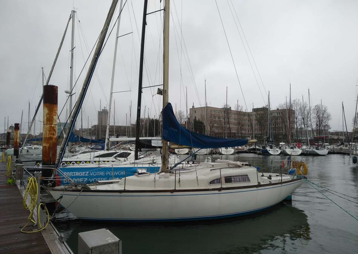 Yacht Club de la Mer du Nord - Marina near Dunkerque