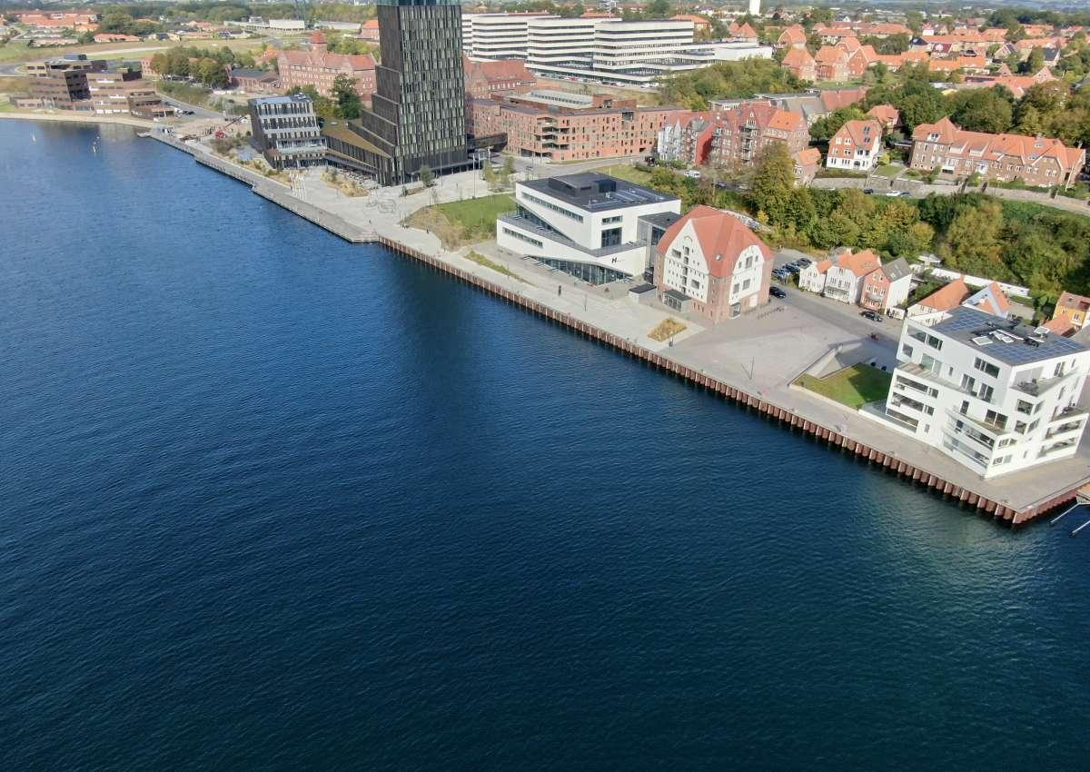 Sønderborg north - Hafen bei Sønderborg