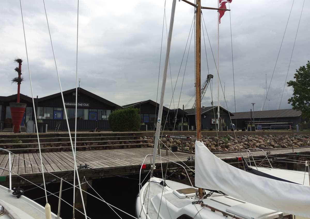 Aabenraa ABC - Hafen bei Aabenraa