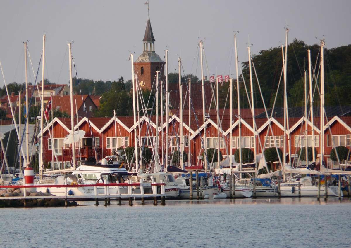 Ebeltoft/Skudehavn - Hafen