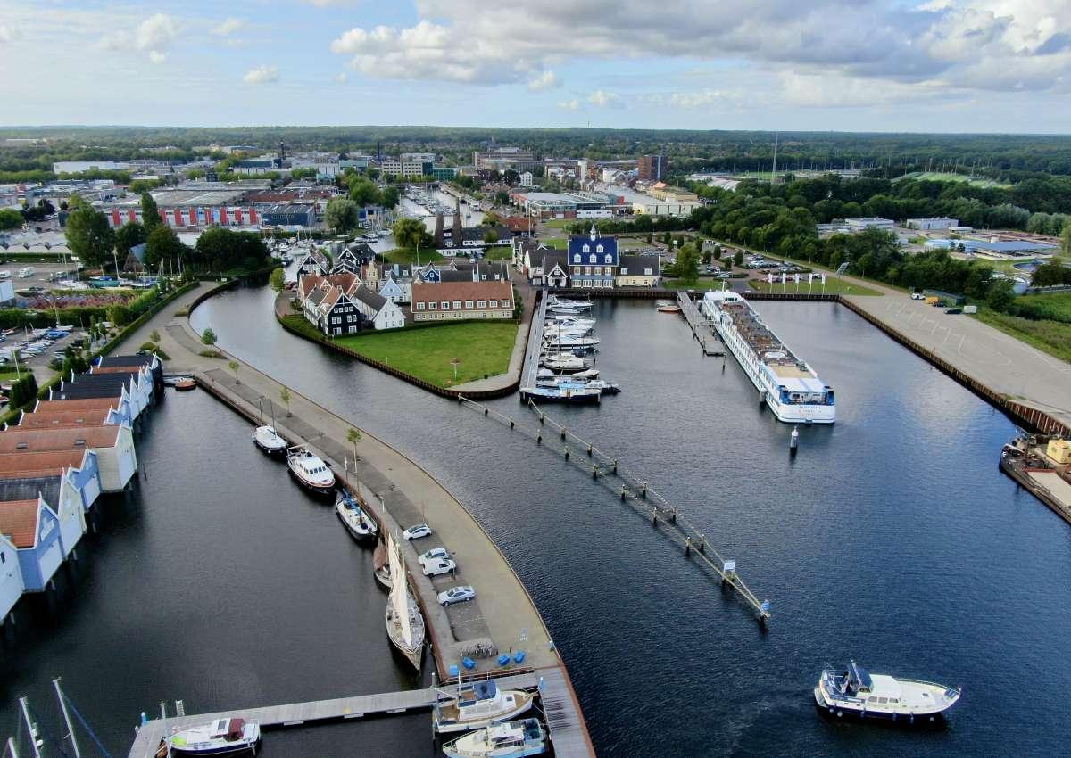 Gemeentehaven Huizen - Marina near Huizen