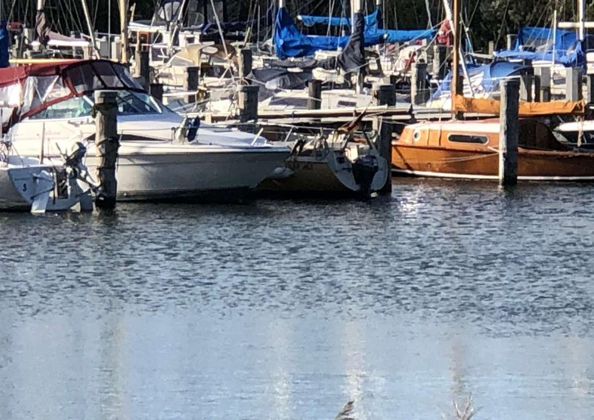 Marina Hooksiel - Hafen bei Wangerland
