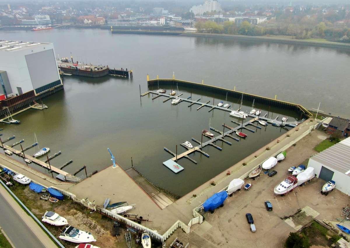 Weser Yacht Club Bremen - Marina near Lemwerder