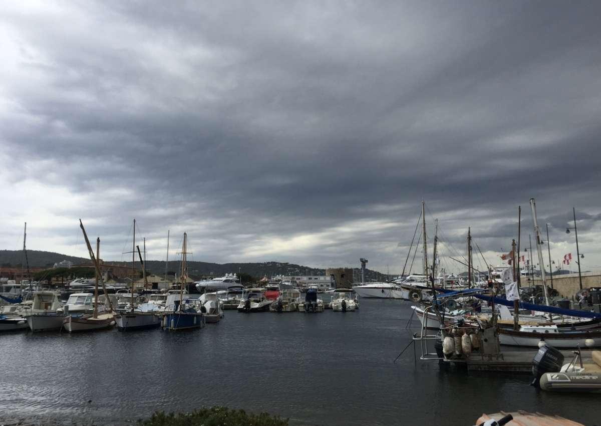 Port de Saint-Tropez - Marina près de Saint-Tropez