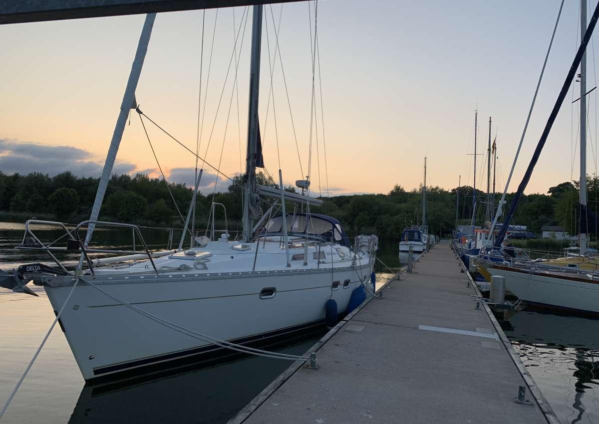 Büdelsdorfer Yacht–Club - Marina near Büdelsdorf