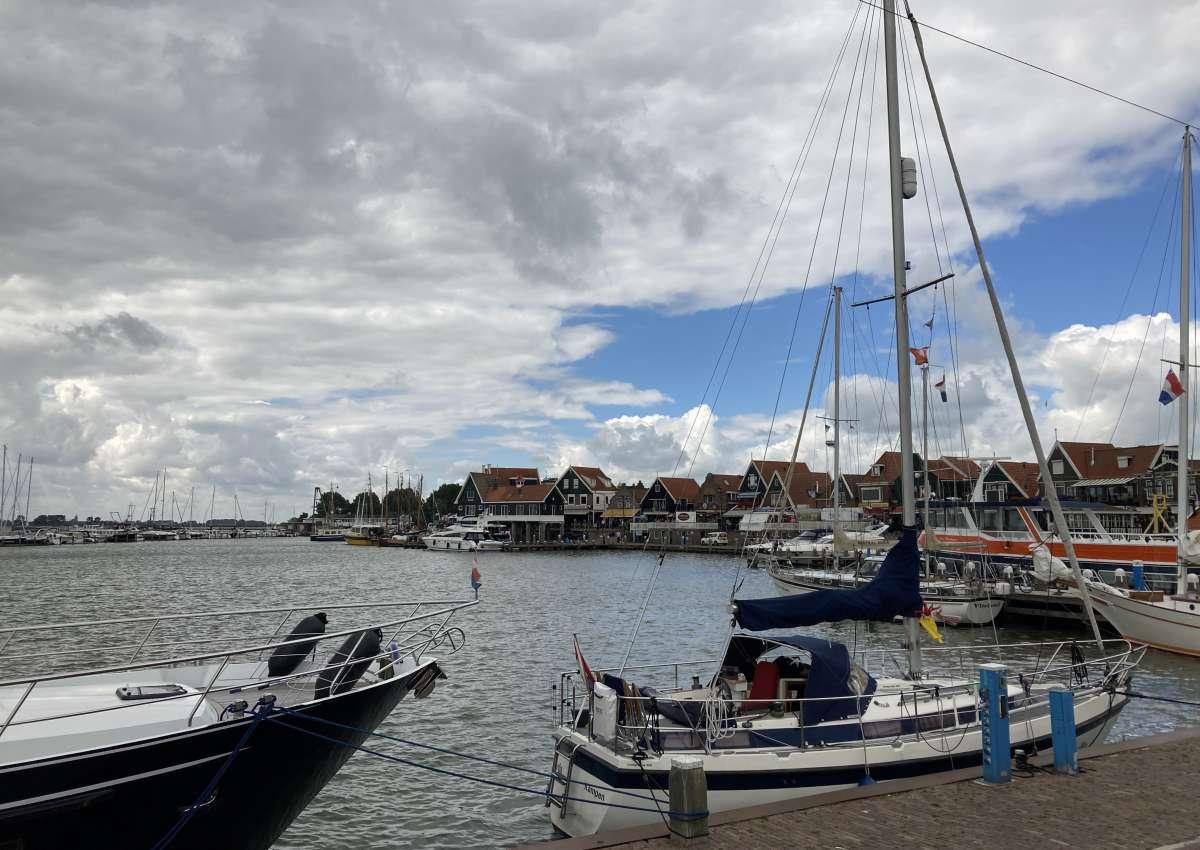 Harbor Volendam - Marina near Edam-Volendam (Volendam)