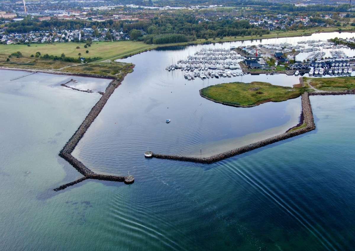 Greve-Marina/Hejren - Hafen