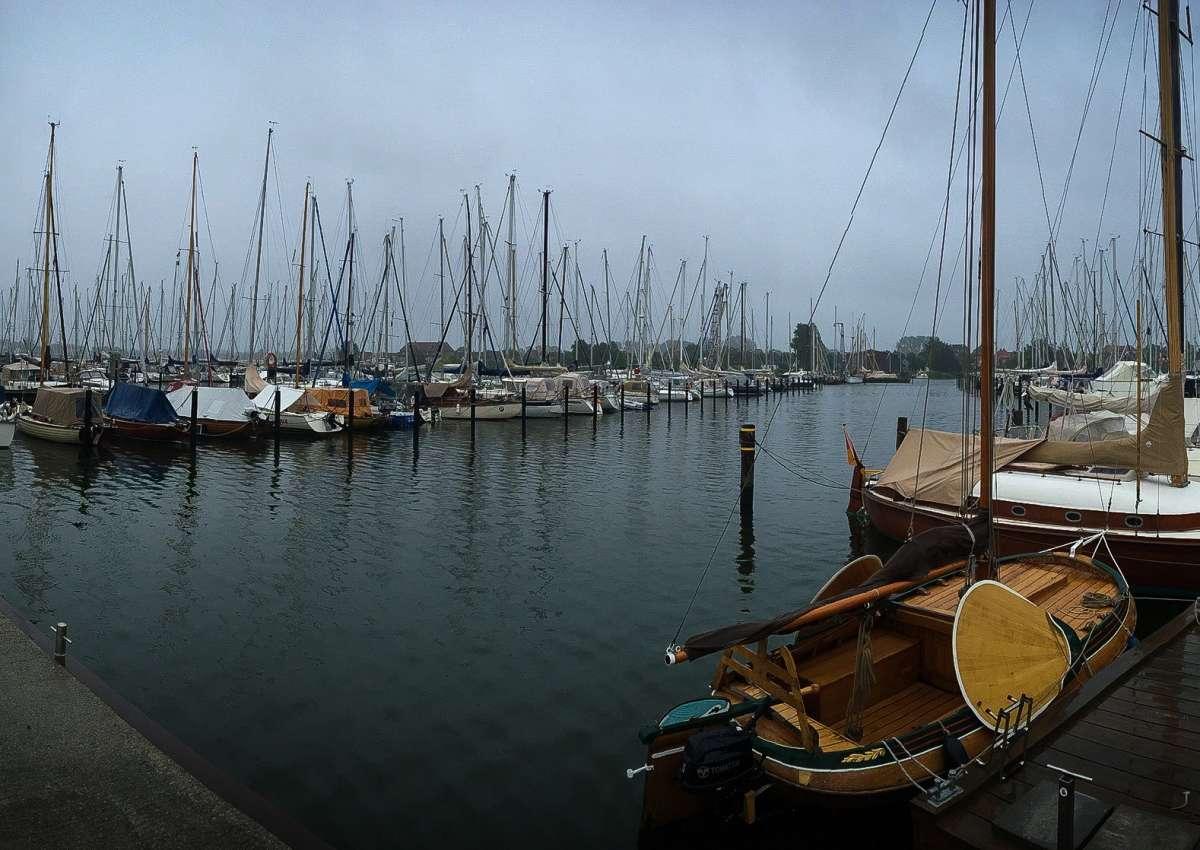 Arnis WSG - Hafen bei Arnis