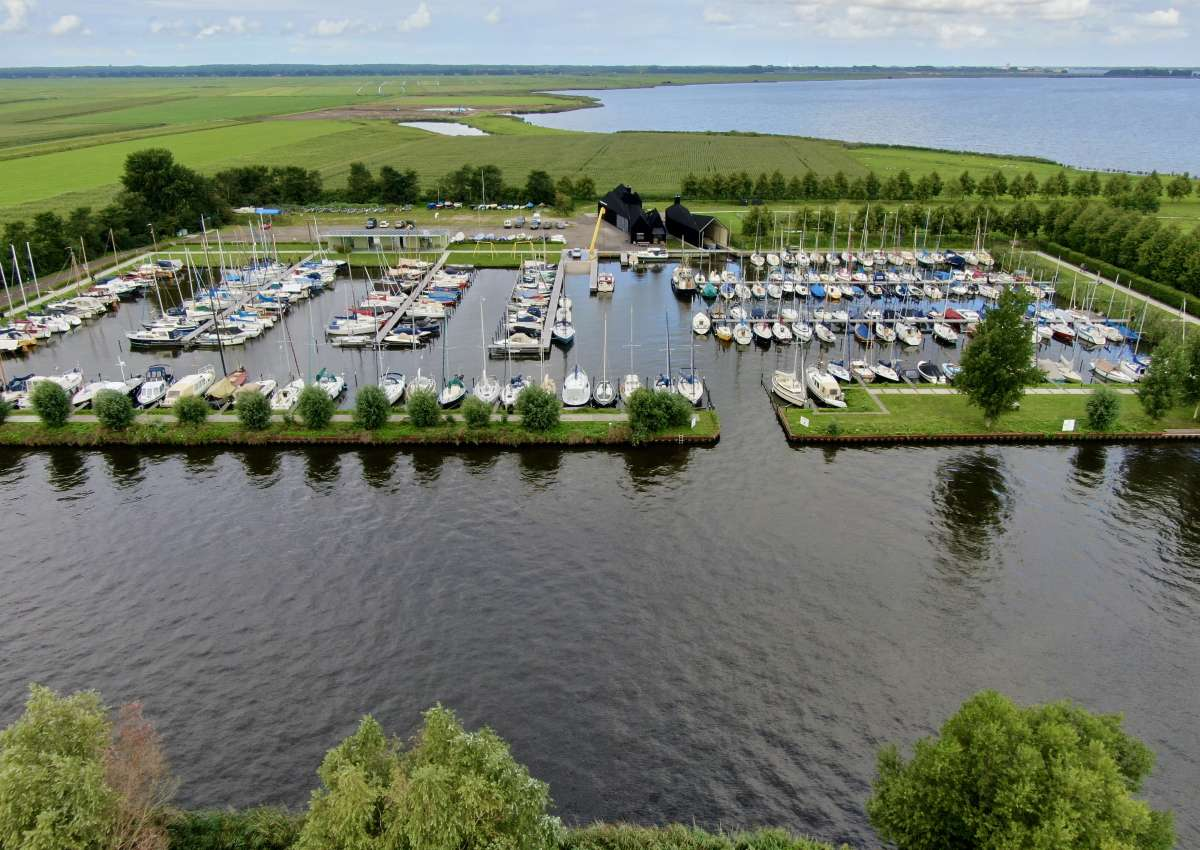 Jachthaven 't Raboes - Hafen bei Eemnes