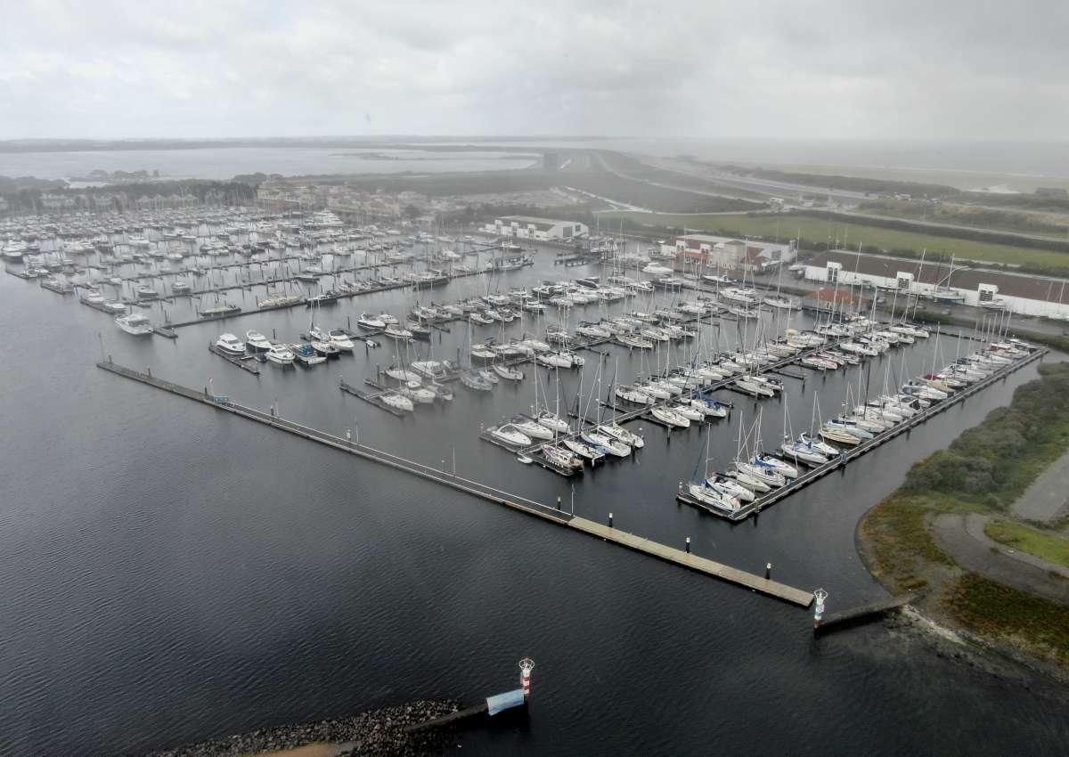 Marina Port Zélande - Hafen bei Goeree-Overflakkee (Ouddorp)