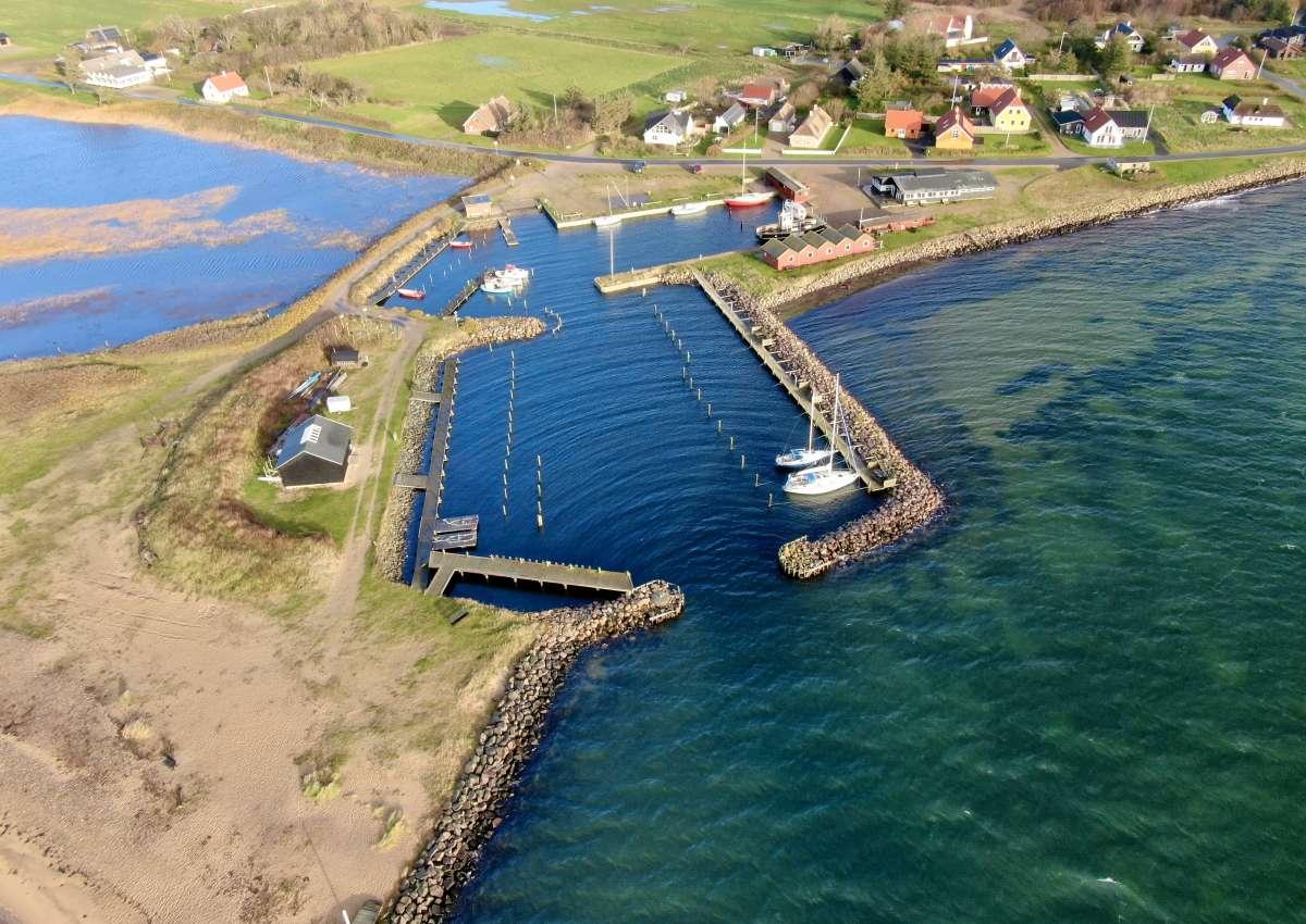 Venø Havn - Hafen