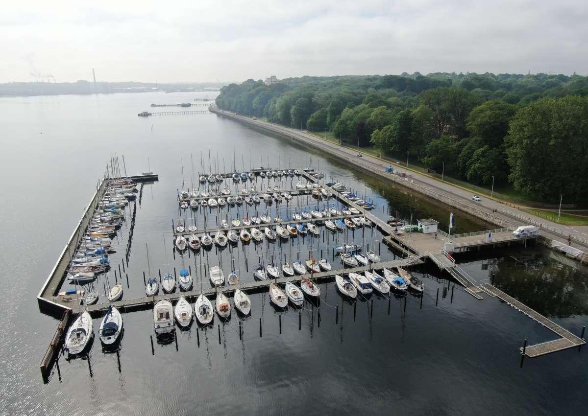Kiel-Wik - Marina near Kiel (Wik)