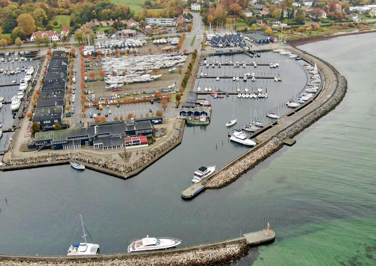 Rungsted - Hafen