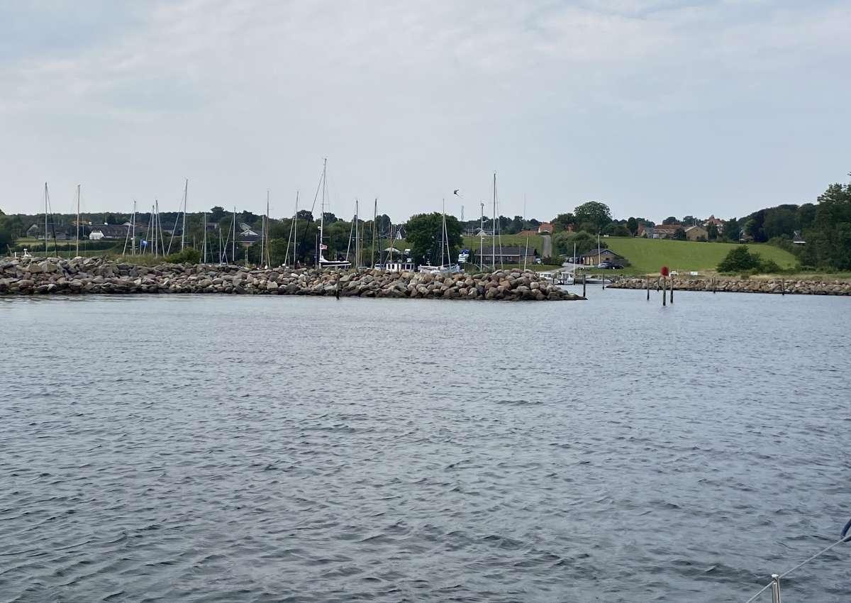 Fynshav - Hafen bei Fynshav