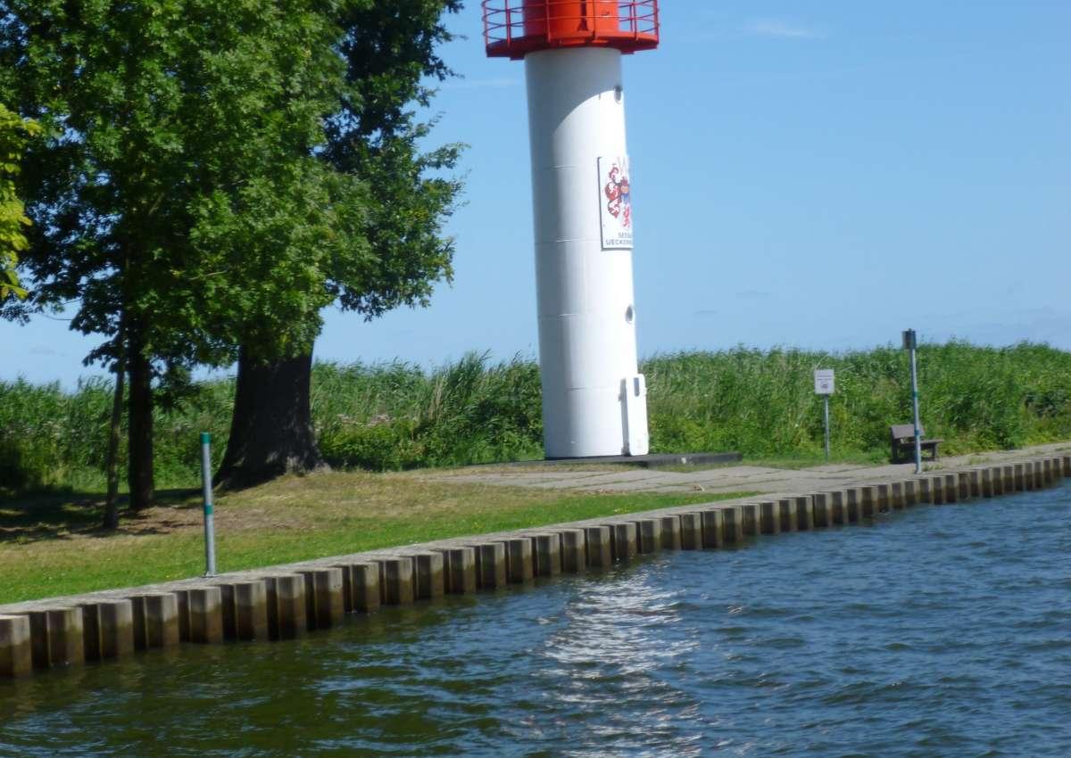 Zerum - Marina near Ueckermünde (Neuendorf)