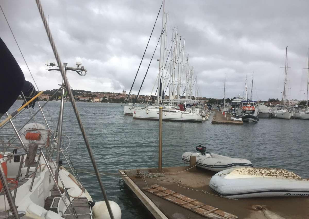 Marina Medulin (ex. Puntica) - Hafen bei Medulin